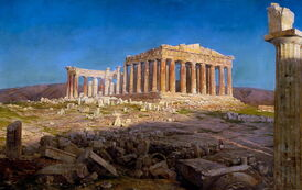 The-Parthenon