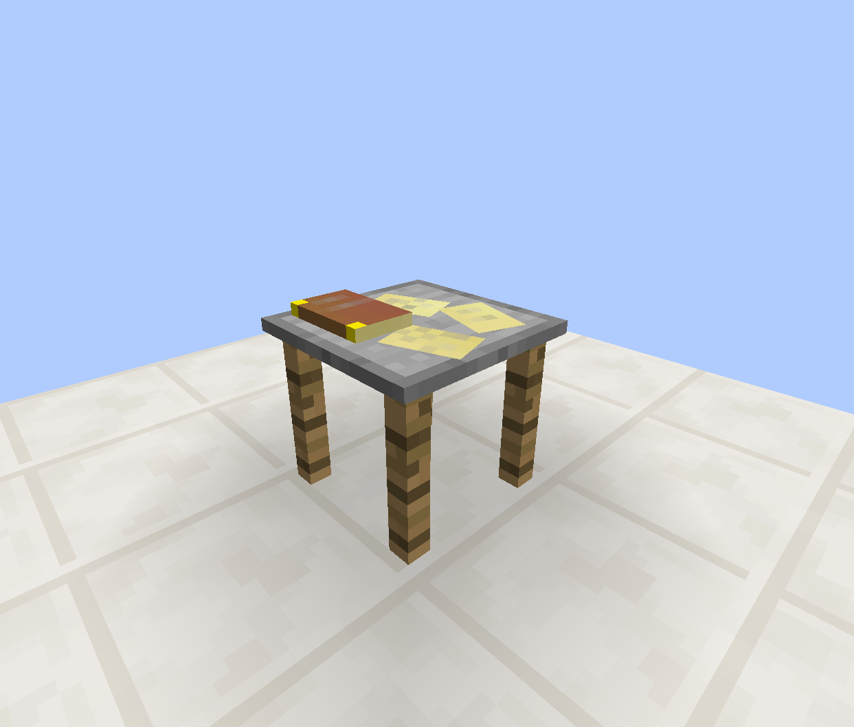 Research station minecraft ancient warfare wiki fandom powered research station geotapseo Gallery