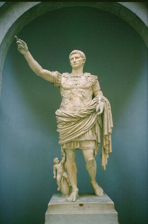 StatueAugustus