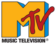 MTV old logo