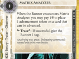 Matrix Analyzer