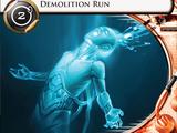Demolition Run