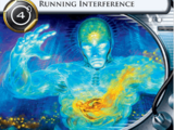 Running Interference
