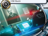 CBI Raid