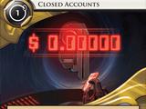 Closed Accounts