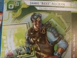 """Jamie """"Bzzz"""" Micken"""