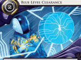 Blue Level Clearance