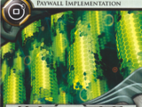 Paywall Implementation