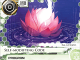 Self-modifying Code