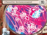 Philotic Entanglement