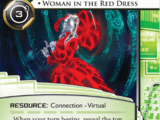 Woman in the Red Dress