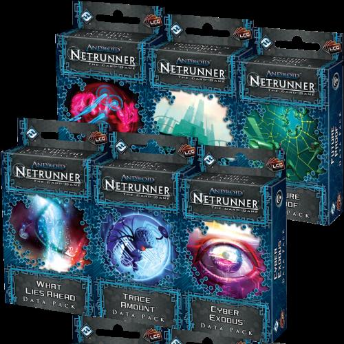 Image result for netrunner first expansions