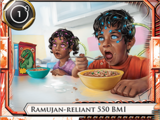 Ramujan-Reliant 550 BMI