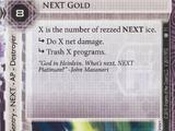 NEXT Gold