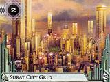 Surat City Grid