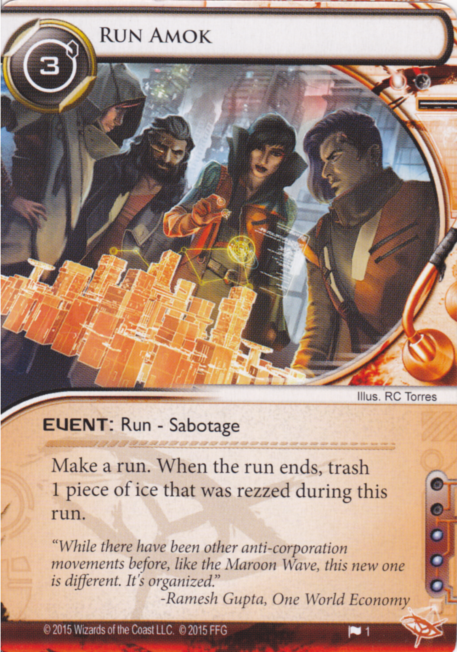 Category:Event | Android Netrunner Comprehensive Unofficial Rules ...