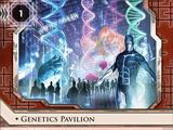 Genetics Pavilion