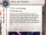 Wall of Thorns