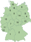 Zubdibizioneh de Alemania