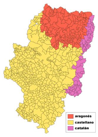 Lenguah Aragón