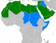 Arabic speaking world