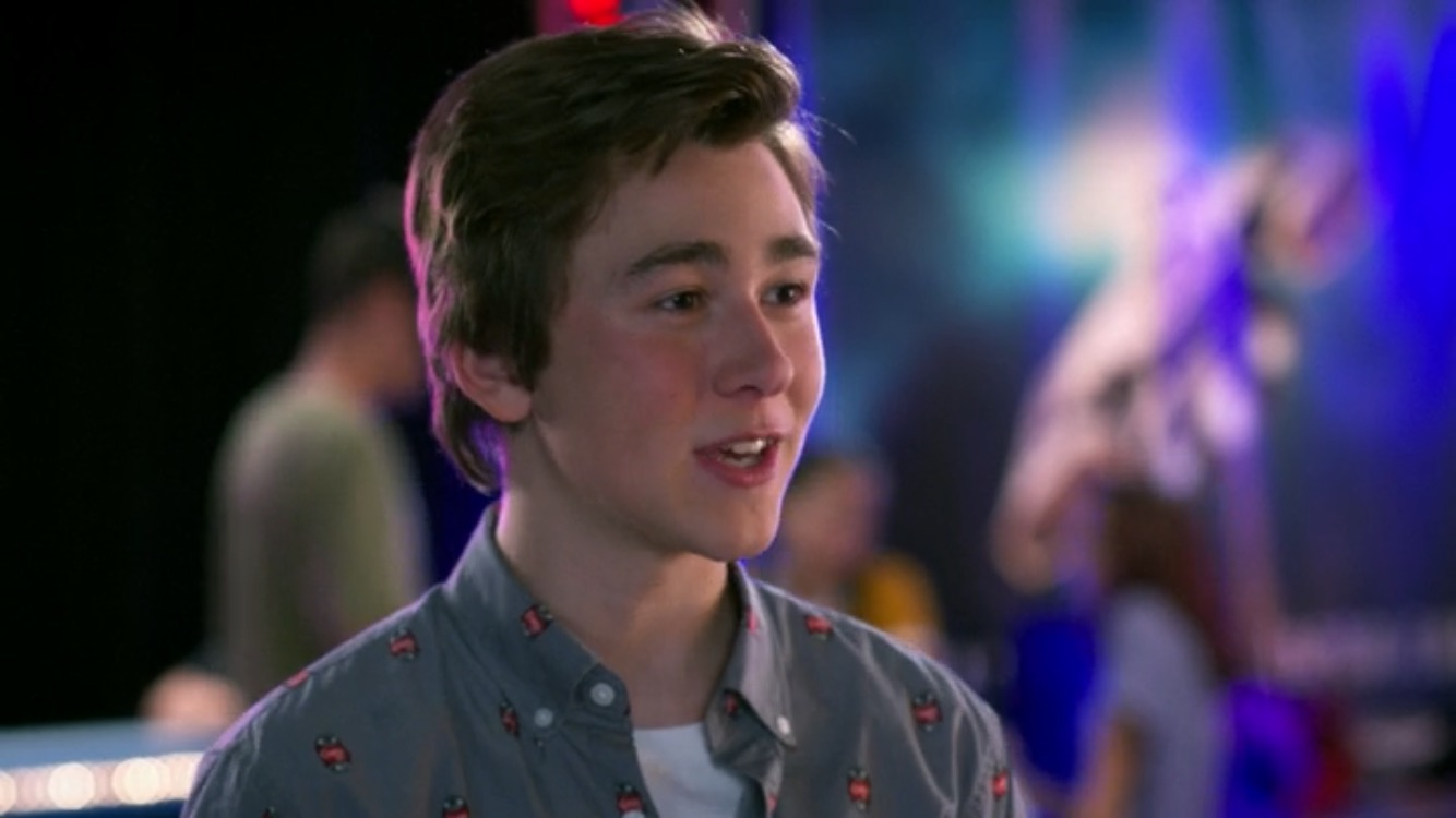 marty from andi mack