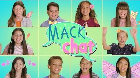 Mack Chat-Episode 1 Hey, Who Wants Pizza?