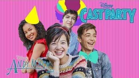Mack Chat-Episode 7 Head Over Heels & Andi Mack Cast Party