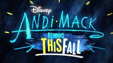 Season 2 Teaser Andi Mack Disney Channel