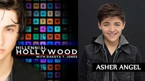 Asher Angel Talks Andi Mack