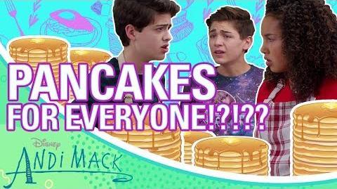 Mack Chat-Episode 19 Crime Scene AndiShack!