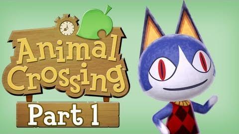 Animal Crossing New Leaf - Part 1 (Arcadia)