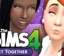 Let's Play The Sims 4: Get Together - Part 5 (The Rise & Fall)