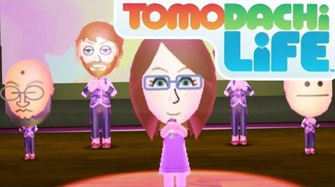 Let's Stream Tomodachi Life