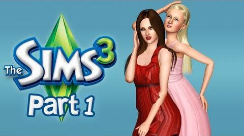 Let's Play The Sims 3 - Part 1