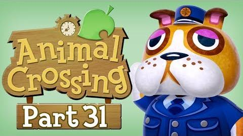 Animal Crossing New Leaf - Part 31 (Booker)