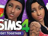 Let's Play The Sims 4: Get Together - Part 7 (Winter In Windenburg)