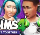 Let's Play The Sims 4: Get Together - Part 3 (Dance Battle)