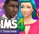 Let's Play The Sims 4: Get Together - Part 16 (Some Like It Hot)