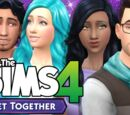 Let's Play The Sims 4: Get Together - Part 19 (Wish Upon A Well)