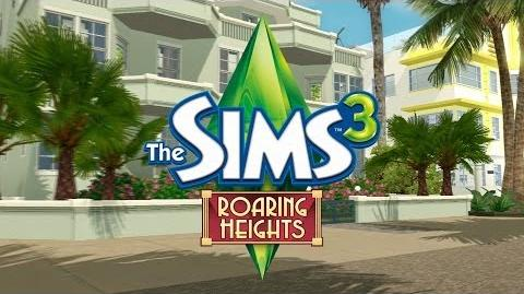 The Sims 3 Roaring Heights