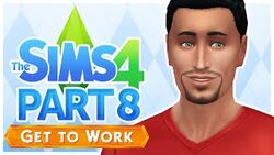 The Sims 4 Get to Work - Thumbnail 8