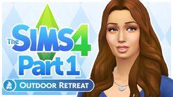 The Sims 4 Outdoor Retreat - Thumbnail 1