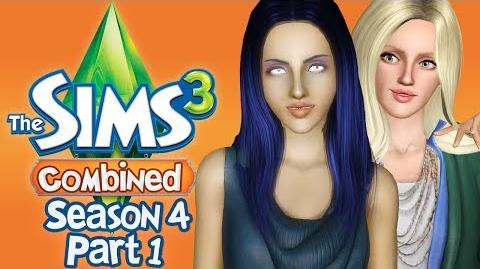 Let's Play The Sims 3 Combined - S4 P1 - (All Grown Up)