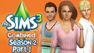 The Sims 3 Combined S2 - Thumbnail 1