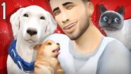 The Sims 4 Cats & Dogs - Thumbnail 1