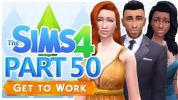 The Sims 4 Get to Work - Thumbnail 50
