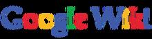 Google Wiki-wordmark