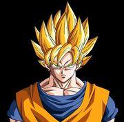 Goku Super Saiyan1 by Krakarott-1-