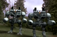 Planetfall Defense Bots